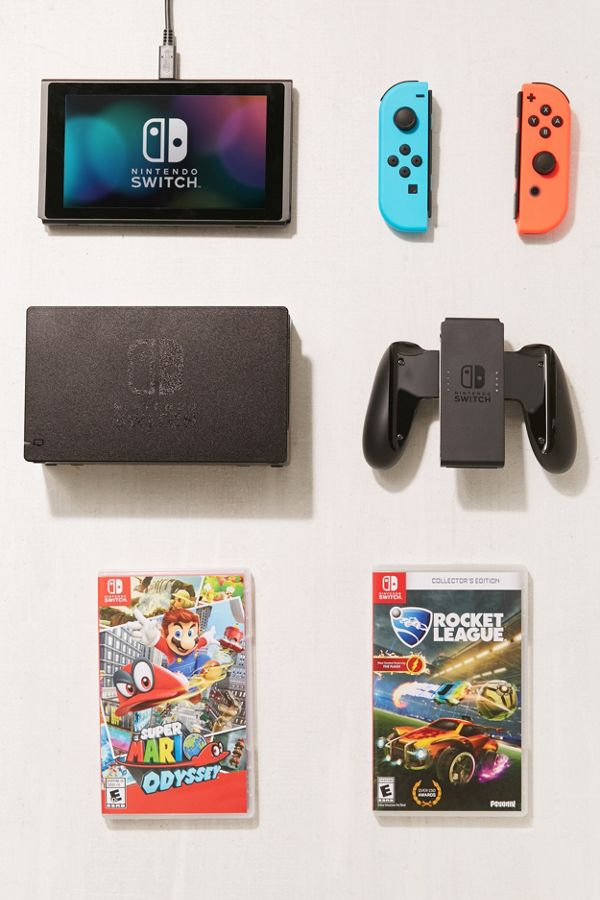Nintendo Switch + Game Bundle | Urban Outfitters