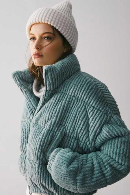 Blue Women S Faux Fur Teddy Fuzzy Jackets Urban Outfitters