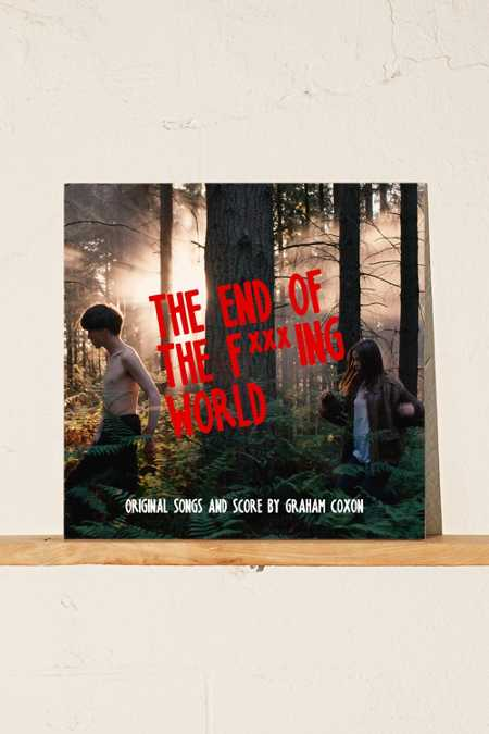 Graham Coxon - The End Of The F***ing World (Original Songs and Score) 2XLP
