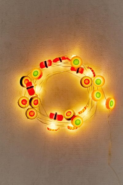 Sushi String Lights by Urban Outfitters