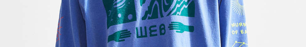 Thumbnail View 2: Extra Vitamins World Wise Long Sleeve Tee