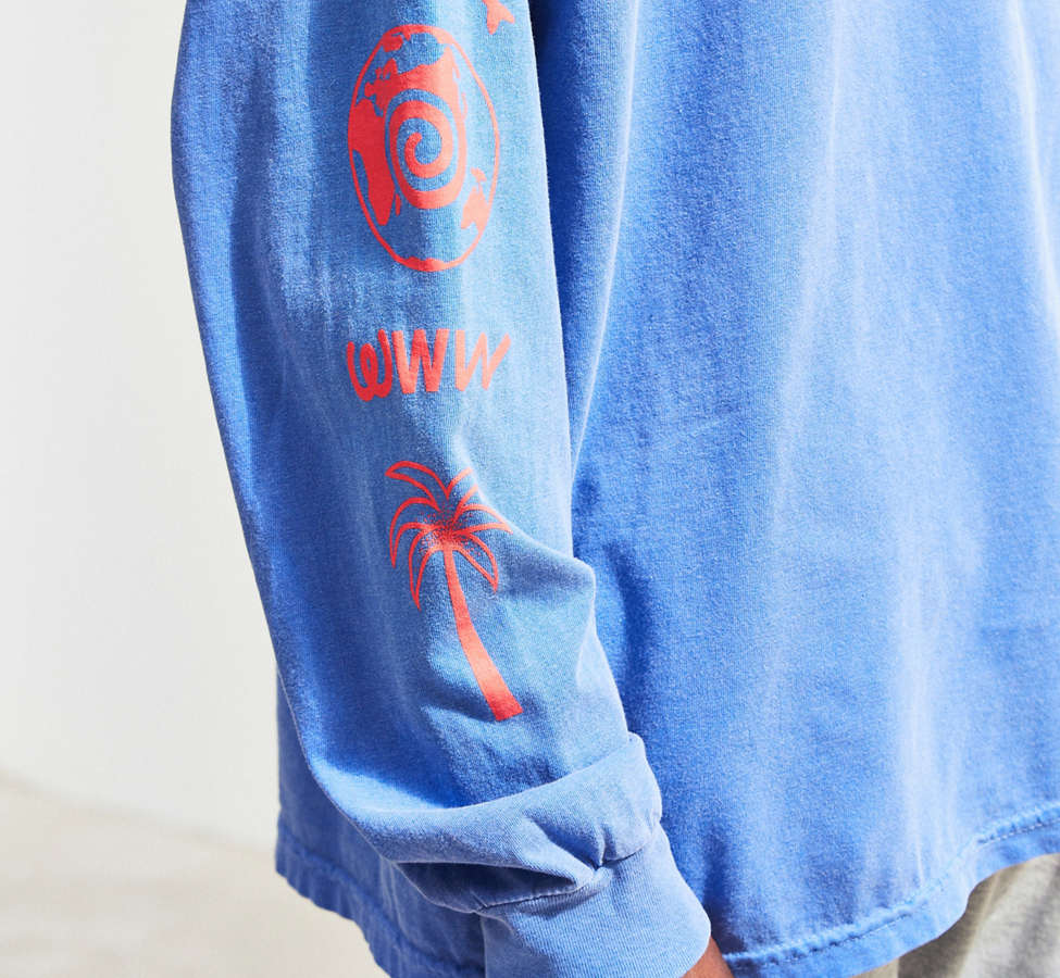 Slide View: 3: Extra Vitamins World Wise Long Sleeve Tee