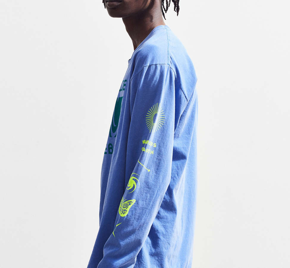 Slide View: 4: Extra Vitamins World Wise Long Sleeve Tee