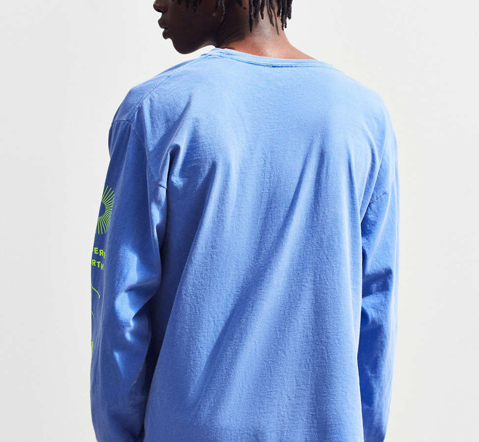 Slide View: 5: Extra Vitamins World Wise Long Sleeve Tee