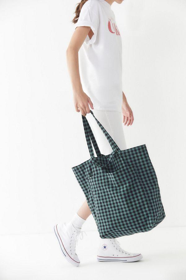 Baggu Giant Pocket Tote Bag Urban Outfitters