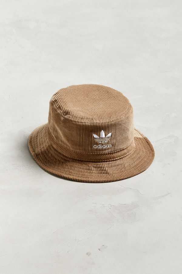 Slide View  1  adidas Corduroy Bucket Hat bbd23dc760f