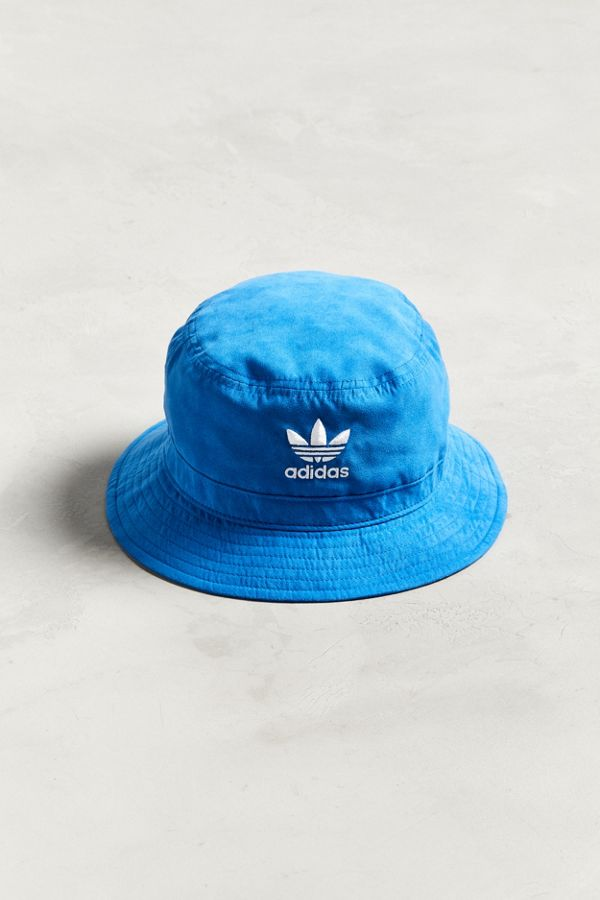 Slide View  1  adidas Microsuede Bucket Hat 18fc228a605