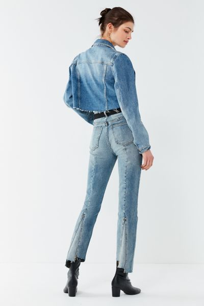 Bdg Bethany Spliced Kick Flare Jean by Bdg