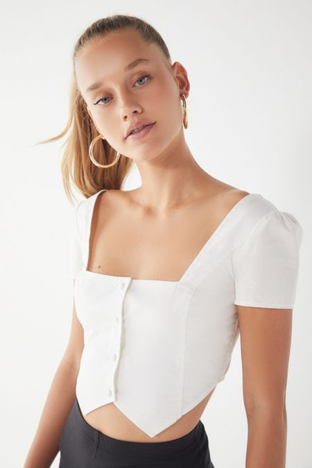 ece0d3f5 Shirts + Blouses for Women | Urban Outfitters