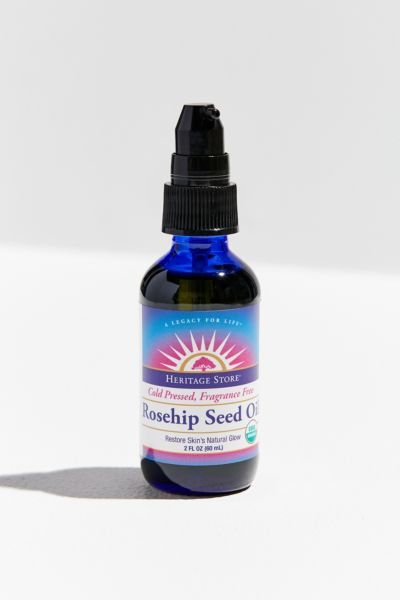 Heritage Store Rosehip Seed Oil by Heritage Store