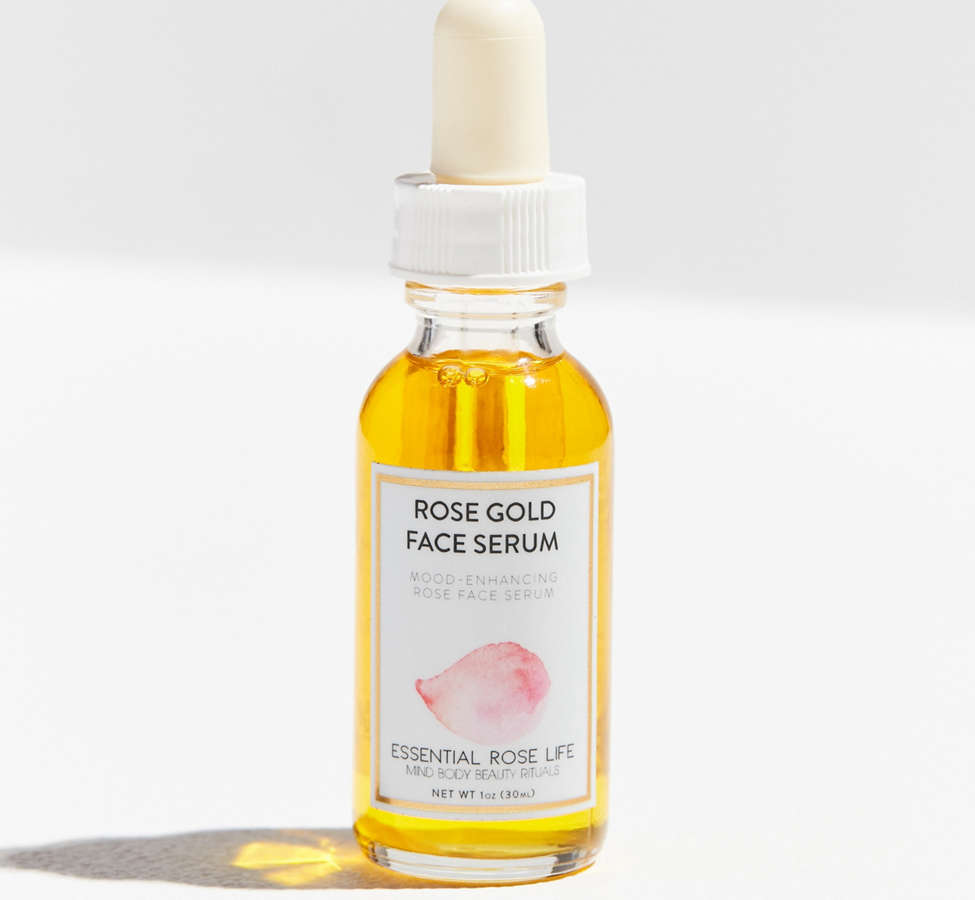 Slide View: 2: Essential Rose Life Rose Gold Face Serum