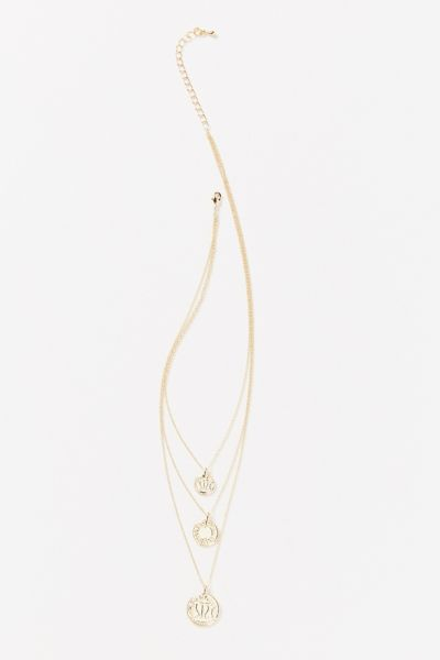 8 Other Reasons Major Layer Charm Necklace by 8 Other Reasons
