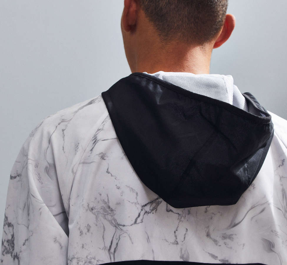 Slide View: 3: adidas Marble BB Packable Jacket
