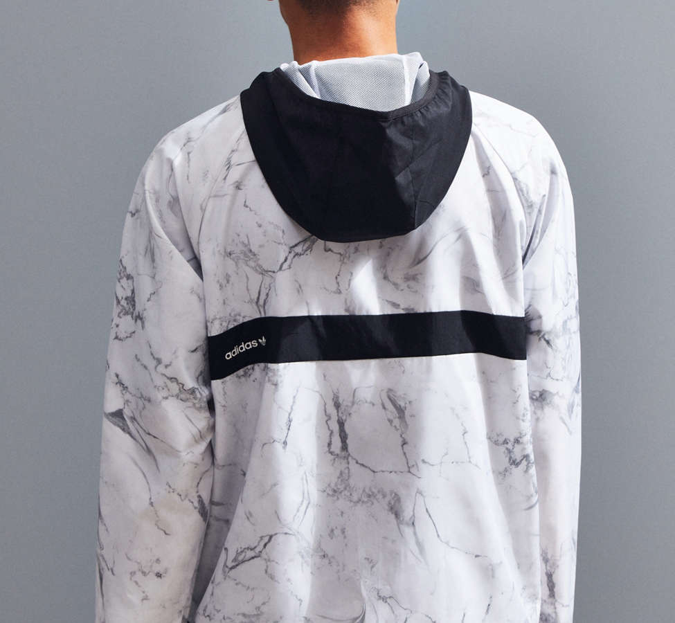 Slide View: 4: adidas Marble BB Packable Jacket
