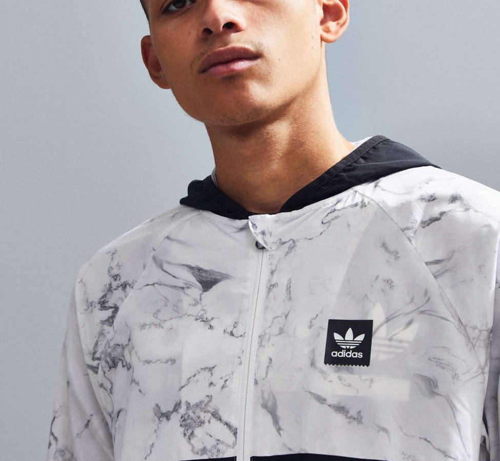 Slide View: 5: adidas Marble BB Packable Jacket