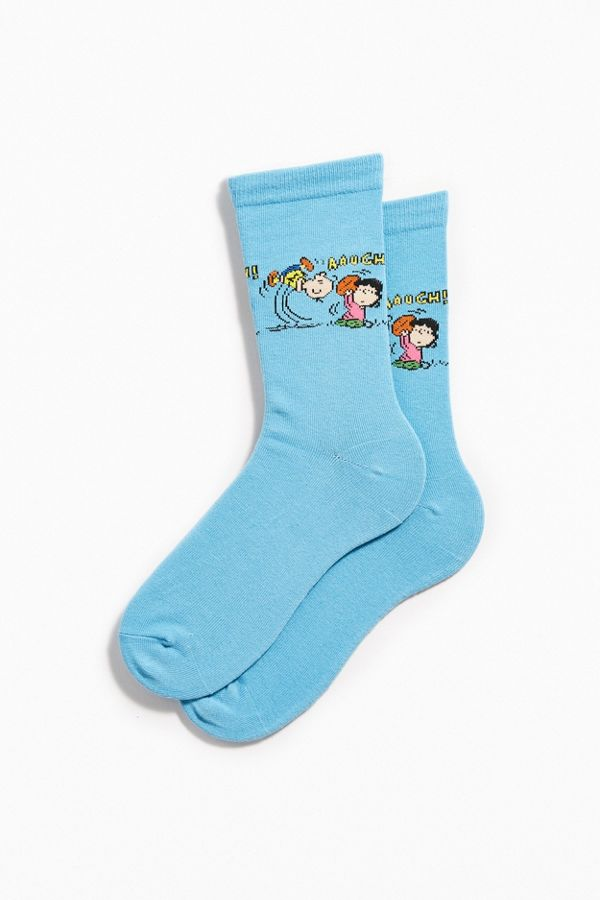 charlie brown sock urban outfitters