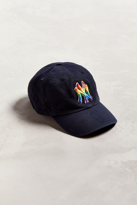 dbbf587bf71  47 Brand New York Yankees Rainbow Baseball Hat