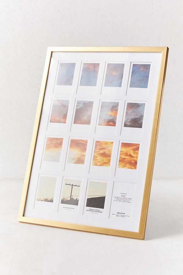 Instax Mini 4x4 Gallery Picture Frame Urban Outfitters