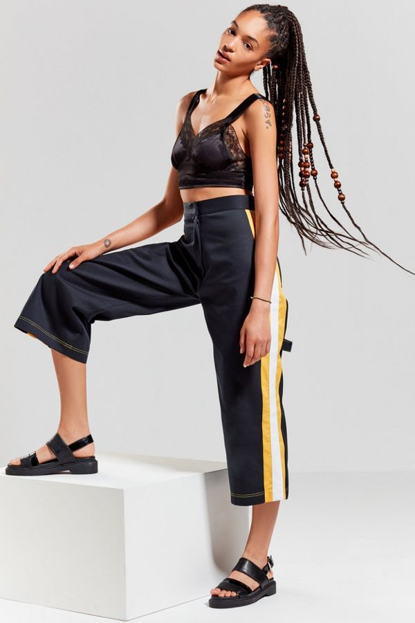 the ragged priest striped culotte pant urban outfitters
