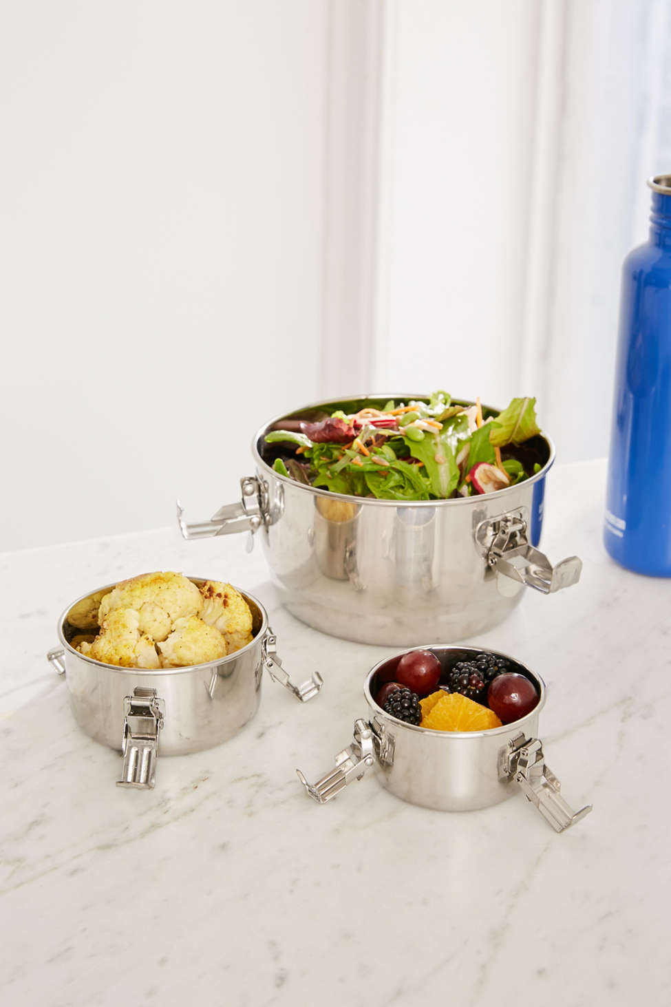 Slide View: 1: Life Without Plastic Stainless Steel Stainless Steel Food Storage Canister