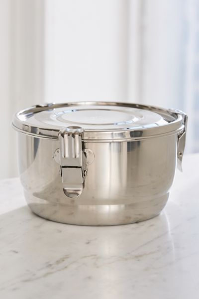 Life Without Plastic Stainless Steel Food Storage Canister Urban