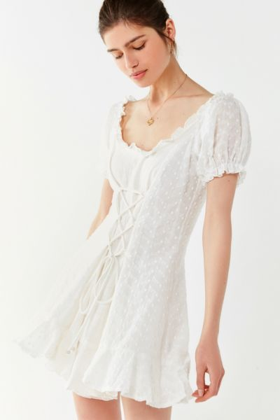 3dd0605fcb3dee lioness-the-goldie-lace-up-eyelet-dress by lioness