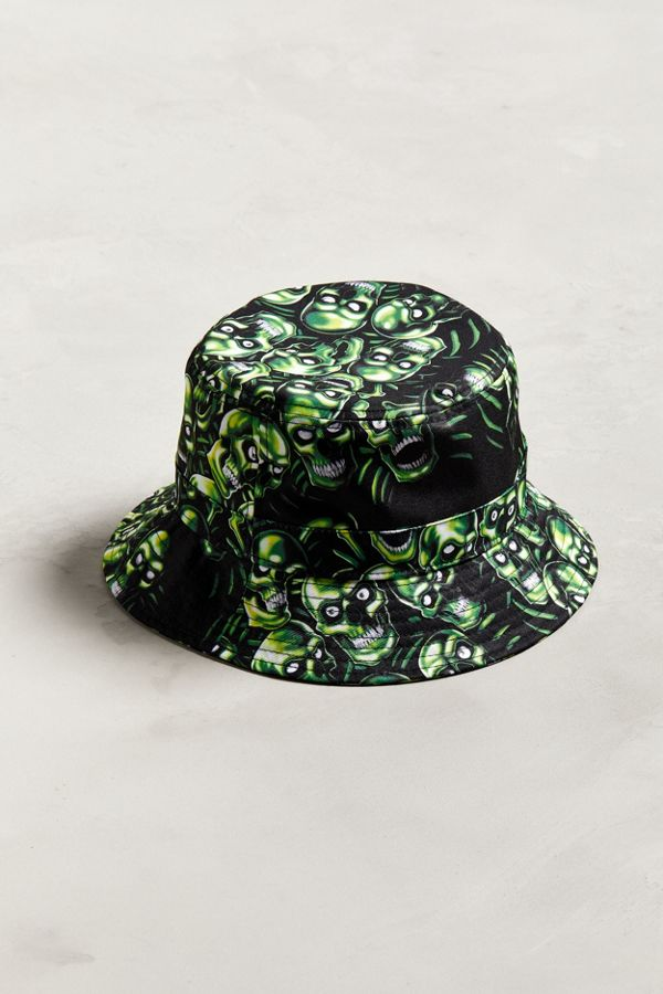 Skull Pile Bucket Hat  ec29d4aeb82