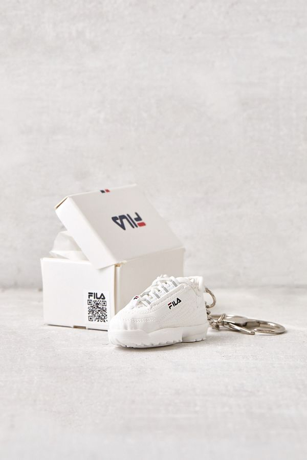 Slide View  2  FILA UO Exclusive Sneaker Keychain 798cf2765d