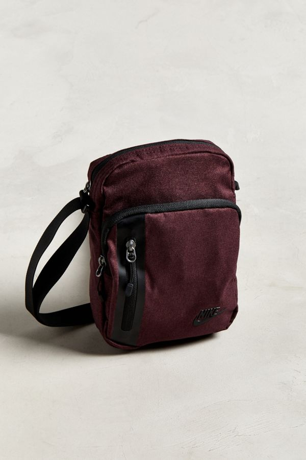 Slide View 1 Nike Tech Small Items Messenger Bag