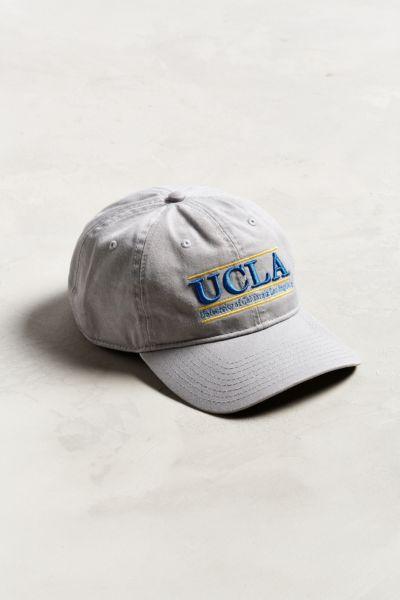 Mv Sport Ucla Embroidered Baseball Hat by Mv Sport