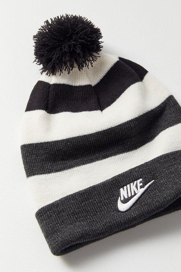 Slide View  1  Nike NSW Pompom Beanie 10d62598e