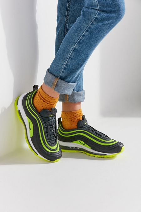 Urban Outfitters x Nike Nike Air Max 97 Leopard Women's Sneaker Black 8.5 at Urban Outfitters from Urban Outfitters (US) | more