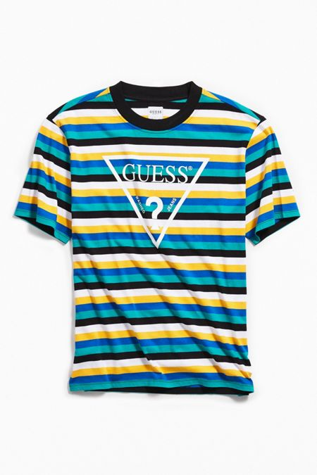 guess men s tops t shirts hoodies more urban outfitters