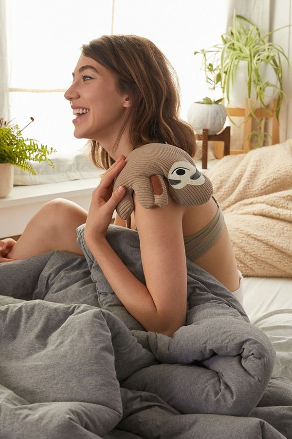 Huggable Sloth Heating Pad | Urban Outfitters