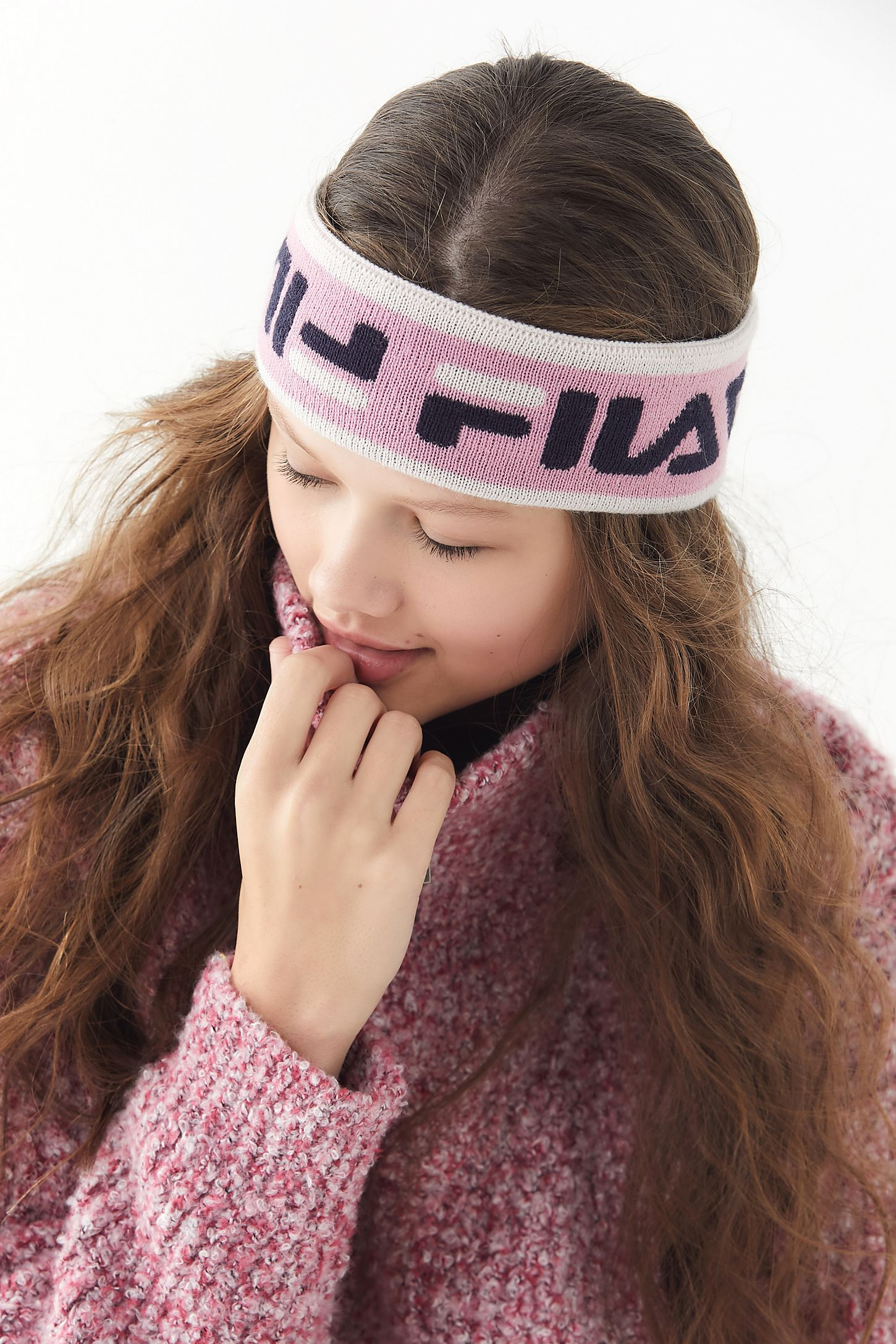 FILA Retro Ski Reversible Headband  56fa815a1ad
