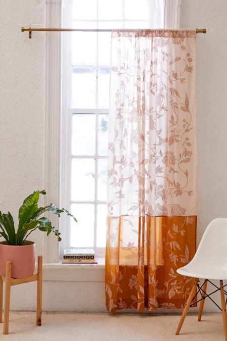 Onolee Colorblocked Window Panel