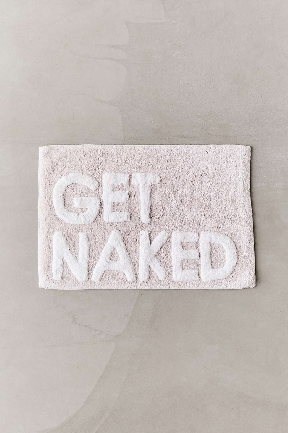 Get Naked Bath Mat – Urban Outfitters Home