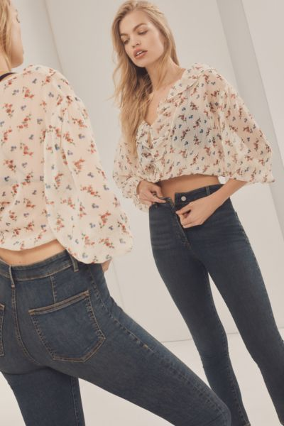 Bdg High Rise Pinup Jean – Heritage by Bdg