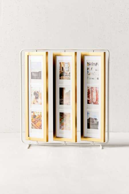 Finley flip instax mini picture frame jewelry holder