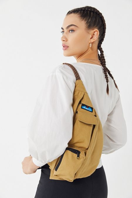 ec1ecbfb3 KAVU UO Exclusive Mini Rope Sling Bag