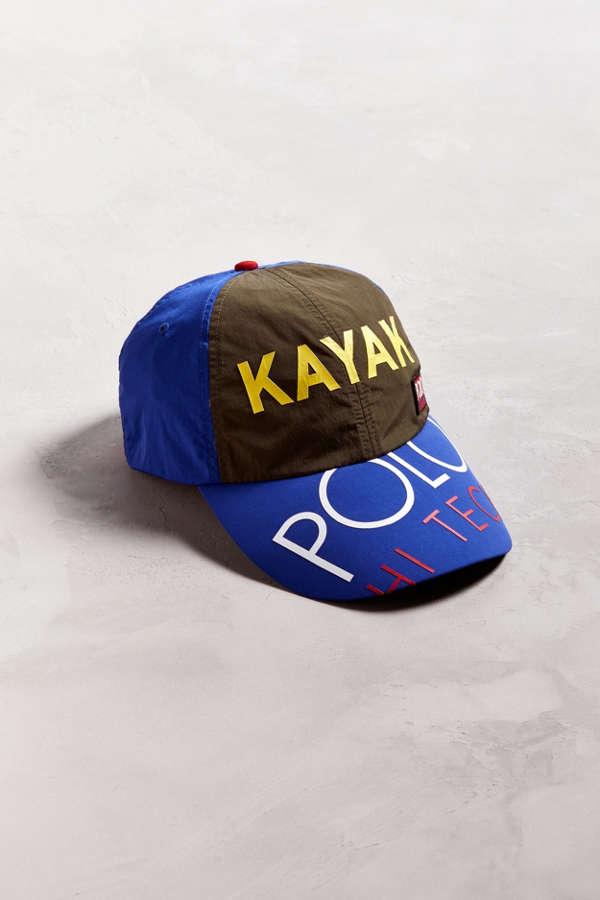 Polo Ralph Lauren Hi-Tech Kayak Hat  c9cee08fb7c