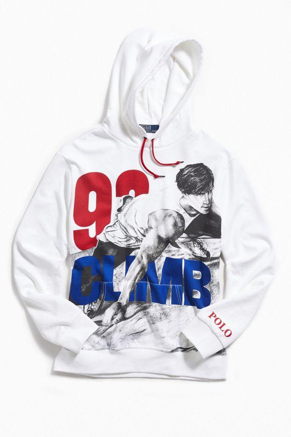 40837cee3 ... order polo ralph lauren hi tech climbing hoodie sweatshirt 1cd58 10246