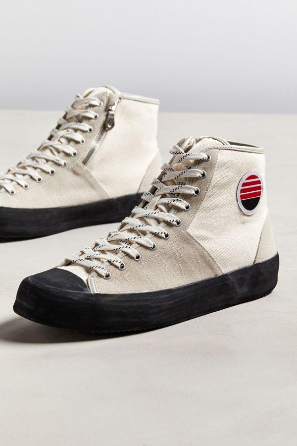 FRONTEER X Topo Designs Super Gratton Hi 2.0 Sneaker bBdOClktLI