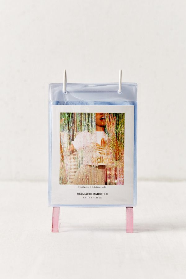 Polaroid Acrylic Album Picture Frame Urban Outfitters