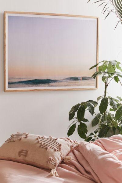 Max Wanger Waves No. 2 Art Print by Max Wanger