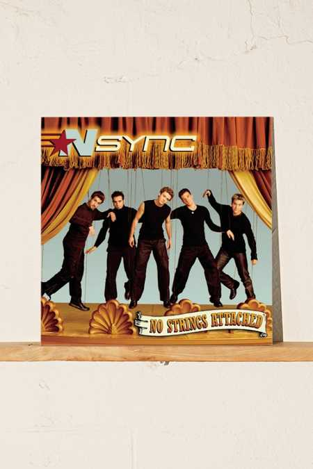 *NSYNC - No Strings Attached Limited LP