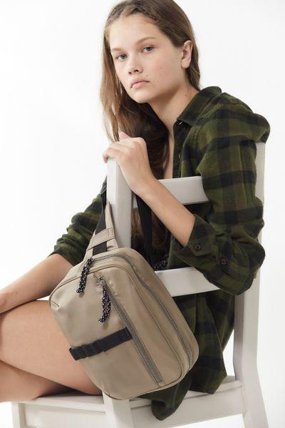 Satin Belt Bag