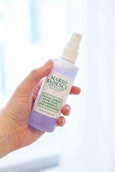 Mario Badescu Facial Spray With Aloe, Chamomile And Lavender 4 Oz by Mario Badescu