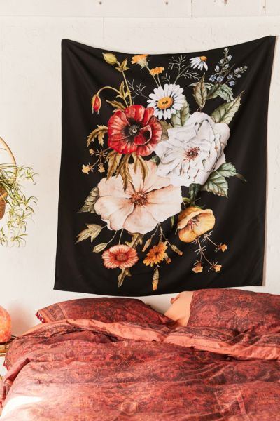 Shealeen Louise For Deny Wildflower Tapestry by Deny Designs