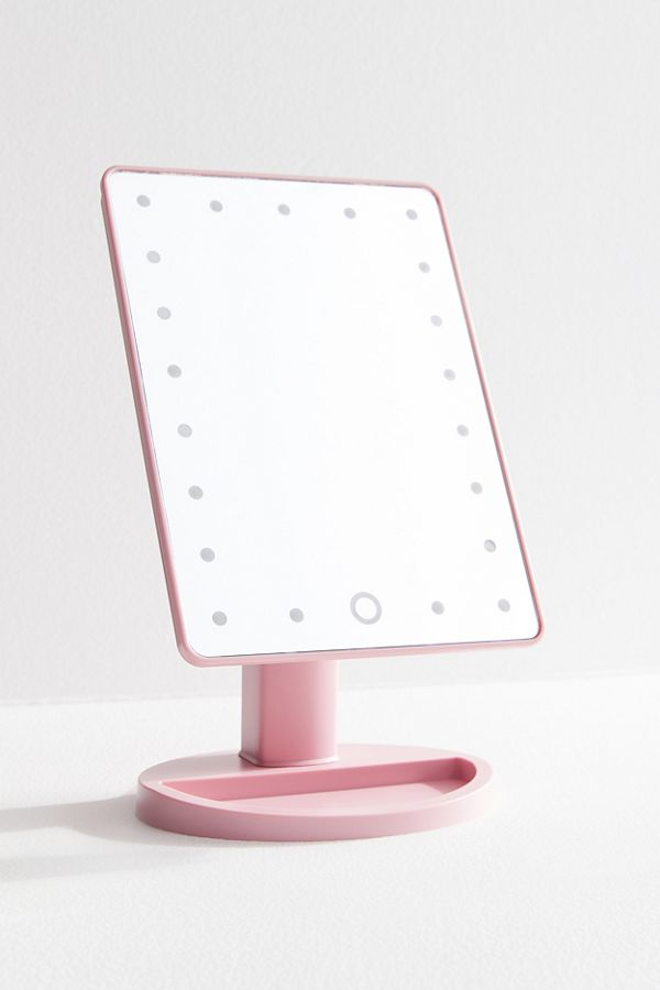 Impressions Vanity Co Touch Trifold 2 0 Led Makeup Mirror